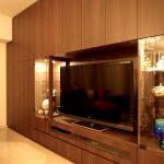 大阪市中央区のお客様(マンション)より壁面収納家具のご依頼
